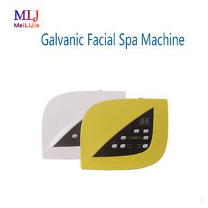 가정용 뜨거운 판매 Galvanic Facial Machine With Microcurrent 얼굴 용 Galvanic Facial Spa Machine