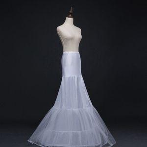 여성 2 레이어 얇은 웨딩 드레스를위한 얇은 명주 그물 얇은 얇은 바닥 길이 랑더 셔츠 하프 슬립