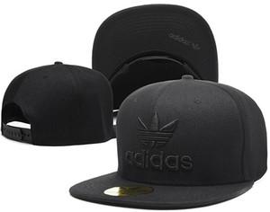Tasarımcı şapkalar Yeni Snapback Şapka Kap Snap back Beyzbol futbol basketbol özel Kapaklar Düz kap hiphop kemik kap ayarlanabilir boy ...