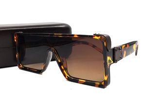 Moda Marca Oversized Millionaire Legal Quadro Sunglasses Super Star Eyewear praça cheia óculos de sol UV400 Para Homens Mulheres Outdoor Shades