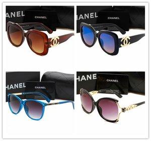 2020 Marke Luxuxentwerfer Katzenauge-Sonnenbrille-Frauen-Weinlese-Metall-Reflective-Gläser für Frauen Spiegel Retro Oculos De Sol Gafas Kanal