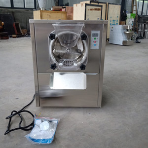 Factory 220V Commercial Ice Cream Machine Hard Ice Cream Maker 1400W Haagen-Dazs Ice Cream Making Price