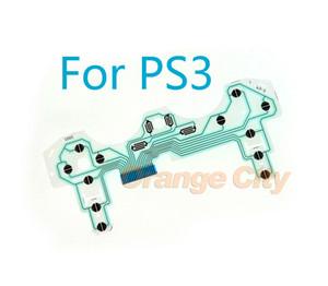 Yüksek kaliteli Tamir Parçaları P3-3 Flex Kablo İçin PS3 İletken Film Titreşim İçin PS3 Kontrolörü