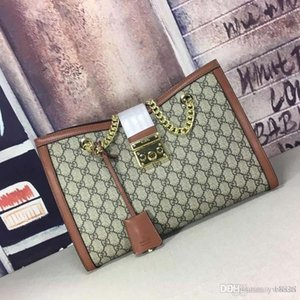 2020 Luxury Fashion Shoulder Bag & Design Borsa di cuoio di lusso borsa di disegno Crafting di stampa di modo Modello di alta qualità: 479.197 A123
