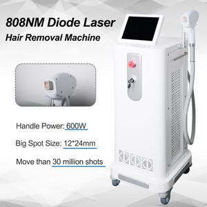 آلة إزالة الشعر بالليزر ديود 808nm الليزر ألمانيا ليزر إزالة الشعر بار العناية بالبشرة دعوى لرجل وامرأة ألم