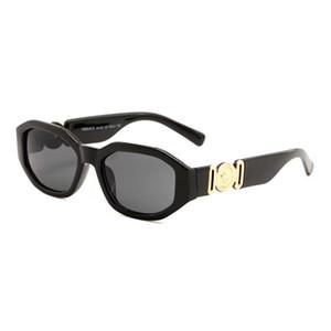 Erkekler kadınlar marka güneş gözlüğü metal çerçeve remomedusavable deri toka Medusa vintage gözlükler Marka glassescoating lens gözlük lunette