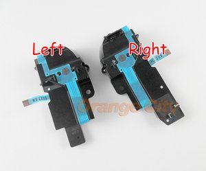 Repai Parts Original Left Right LR Conductive Film Key Button Ribbon Flex Cable W  Bracket For WIIU Wii U Pad Controller