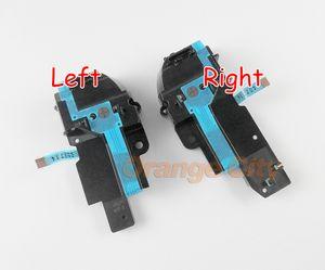 Запасные части Оригинальный левый и правый LR Проводящая пленка Кнопка ключа Ленточный гибкий кабель с кронштейном для контроллера Wi-Fi Pad WIIU