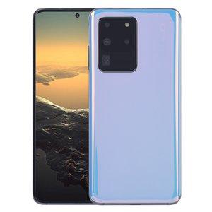 """Huella digital ultrasónica Goophone S10 + Clone 6.4 """"19: 9 Punch-hole Pantalla completa HD + Curva 2.5D Cristal 4G LTE Octa Core 16.0MP Cámara Smartphone"""