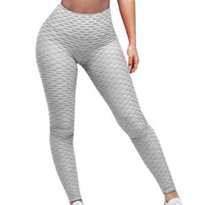1pcs confortável Yoga Pant 6 cores Sexy Anti-Celulite Compression Leggings Slim Fit BuLift elástica respirável Pant Yoga