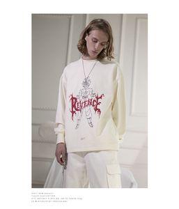 XXXTENTACION Goku REVENGE Lettre Design Mens Design Sweats À Capuche T-shirts Sweats Femmes Streetwear Loose Hip Hop Hoodies