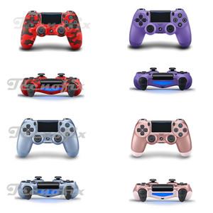 Супер качество Новые цвета для PS4 DUALSHOCK 4 беспроводной контроллер Геймпад Джойстик для PlayStation®4 DualShock Bluetooth с логотипом Retail Box