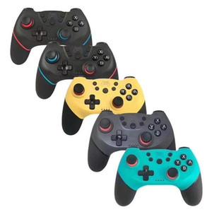 Игровые контроллеры Bluetooth Remote Wireless Controller for Switch Pro Gamepad Joypad джойстик для консоли Nintendo Switch Pro