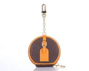 Lujo Airpods casos estilo casos Diseñador bolsa boite monograma con espejo de maquillaje para airpods 1/2 Airpods Pro 9 color disponible-3
