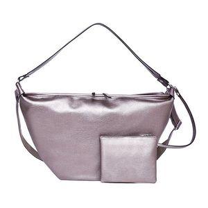 Designer-Rosa Sugao diagonale Taschen Gürteltasche Männer und Frauen Brusttaschen schwarz PU-Leder-Schulterbeutel mit einem kleinen Geldbeutel heißer Verkäufe Hüfttasche