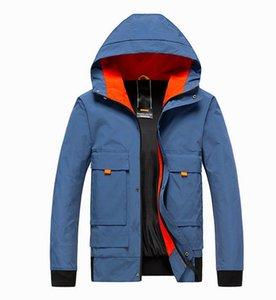 Mens Jacket New Stylish Men Casual Jacket Spring Autumn hooded Jackets Coat Sports Windbreaker for Man Tooling coats