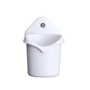 1pc dentífrico simples stand Organizador Ventosa porta-escovas de suspensão porta-escovas para Washroom Banho A20