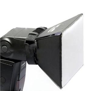 المحمولة التصوير الفوتوغرافي softbox softbox كيت فلاش الناشر لكانون نيكون سوني بنتاكس أوليمبوس سيغما مينولتا dslr speedlite فلاش