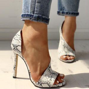 Мода Новые Cut Out Сандалии моды кожа супер высоких каблуках сандалии сексуальных женщин Роскошные Toe обувь лето Open