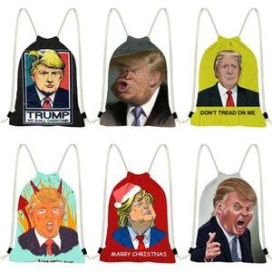 2020 Nueva Marcas Bolso de las señoras de los bolsos de hombro Mochila Monedero Trump handbangs totalizador # 994