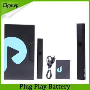 Date Exotics ADN Plug Play Pod Batterie 500mAh Lipo E Cigarette Vape Stylo Batterie pour Pods Vides