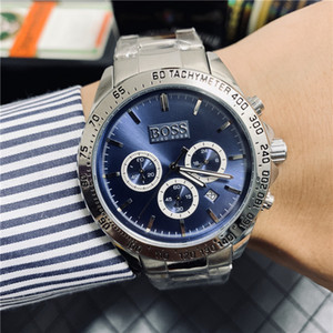 Armbanduhr Luxus Royal Oak Männer Uhr, Mode Herrensportuhr, wasserdicht Mann Military Uhr, Boss-Quarz-Armbanduhr der Männer reloj