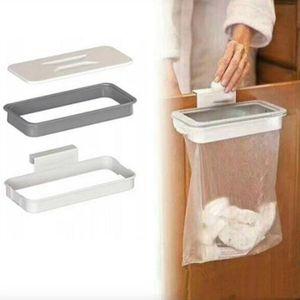 Trash Bag storage Rack credenza della cucina titolari Bagno pensili Trash Giocattoli Accessori Cucina forniture alimentari contenitori da cucina