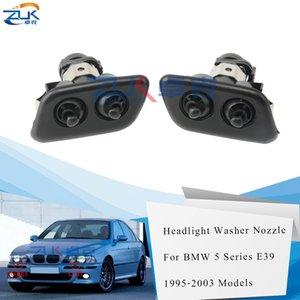 ZUK Phare Lampe frontale Buse de laveuse pour BMW Série 5 E39 520i 520d 523i 540iP 525d 525i 525tds 528i 530d 530i 535i M5 1995-2003