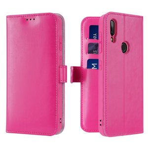 For Xiaomi Redmi 7   Redmi Y3 DUX DUCIS KADO Series Shockproof Horizontal Flip Leather Case with Holder & Card Slots & Wallet