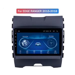 9 INCH 2.5D Android 10 Lecteur DVD de voiture GPS pour Ford RANGER 2011-2014 Stereo Head Unit Radio Car Navigation