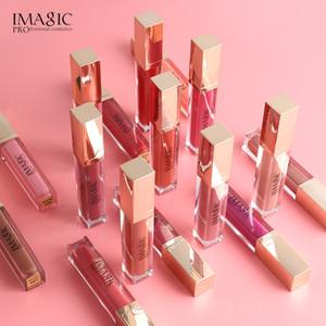 IMAGIC 20 color non-stick matte lip gloss lasting cup non-fading lip gloss lipstick TSLM1