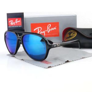 nnngghet mvbmfgh 2019 clásico de alta calidad gafas de sol piloto diseñador de la marca para mujer para hombre Gafas de sol Gafas Metal Vidrio Lenses1885