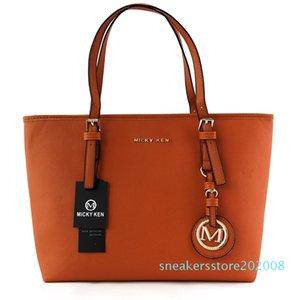 femmes célèbres marque de mode sacs MICKY KEN dame sacs à main en cuir PU célèbre concepteur sacs de marque sac à main d'épaule fourre-tout femme 6821 S08