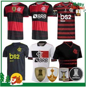 20 21 2020 2021 jersey flamengo Brésil GUERRERO DIEGO VINICIUS JR Maillots de football Flamengo GABRIEL B homme de football de sport et une femme chemise