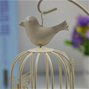 Vintage Decor Candle Holders Candelabra Bird Cages Candlesticks Decorative For Home Decoration