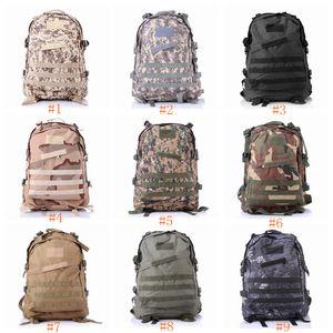 3D Climbing Outdoor Treking Tactical Sport Mountaineering Luggage Camping Bag Shoulder Backpacks CYZ660 Mens Rucksack Backpack Hiking T Lfus