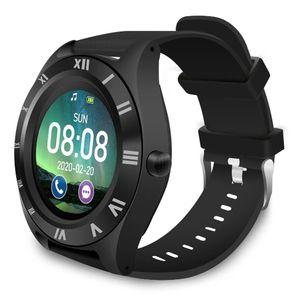 M11 relógio inteligente Waterproof Imprensa Tela Sports relógio inteligente de Fitness Watch Music Camera Pulseira Para Android