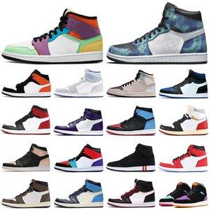 nike air jordan retro 1 jumpman 1s hombres zapatos de baloncesto para mujer entrenadores para hombre deportes zapatillas de deporte al aire libre