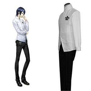 Persona 5 Yusuke Kitagawa with belts Cosplay Costume