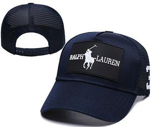 2019 été nouvelle marque mens chapeaux de marque réglable de casquettes de baseball os mode classique dame polo Chapeau de camionneur casquette de balle de femmes casquette