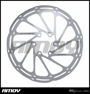1Pcs SUS 410 Material MTB Mountain Bike Disc Bicycle Brake Hydraulic road bike centerline disc rotor