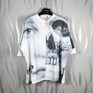 2020 nuova marea di palma e ANGELS a maniche corte ANGELS T-shirt di bellezza maglietta allentata consegna rapida di alta qualità