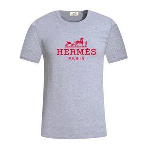 bee Clothing L'Europe et les États-Unis, l'impression de haute qualité dans le monde entier est très parfaite. T-shirt Médusa