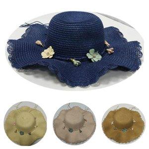 La primavera y el verano nuevo estilo de protector solar pescador sombrero sombrilla de algodón sombrero Corea versión de la cadera T9I00314 sombrero de paja de la playa hop