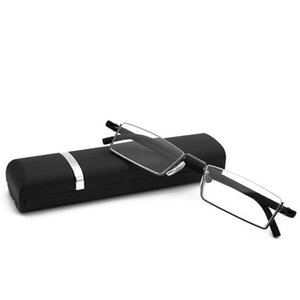 Fashionable TR90 Reading Glasses Women Men Ultralight Resin Lenses Elderly Watch Folding Presbyopic Eyeglasses Diopter-Y107