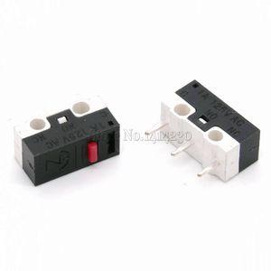 100pcs mouse Mudar Mini Micro Push Button Switch 3pins 1A 125V AC