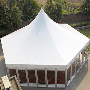 Pagoda tent outdoor event wedding tents high quality good price for sale TUV