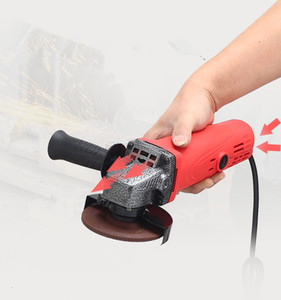 Угол 220 шлифовальные Электроинструмент полировку машины Многофункциональный угловой шлифовальной Шлифовальные и полировальные машины ручной шлифовальный станок для резки