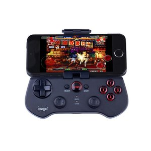 New iPega PG-9017S PG 9017S Bluetooth sem fio Game Pad Joystick Controller Gamepad para Android / iOS Tablet PC Smartphone TV Box