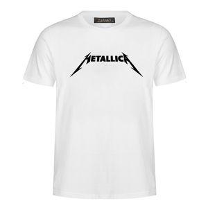Fashion Rock Band Letter Print T Shirts for men Casual Short Sleeve Crew Neck T-Shirt Loose Fix Tops Tees tshirt MC80